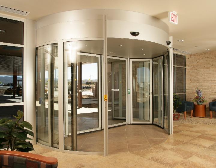 Texas Access Controls Hospitality Doors