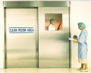 Texas Access Controls cleanroom doors