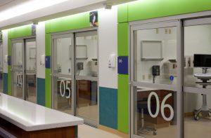 Healthcare Specialty Doors