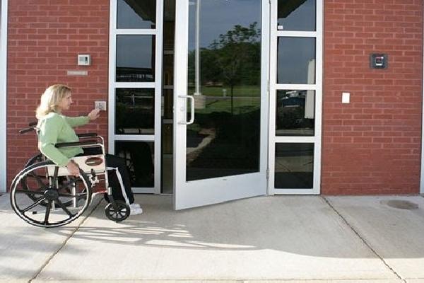 Texas Access Controls handicap door openers