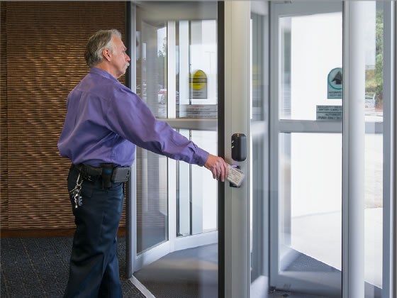 Automatic Door Accessories Texas