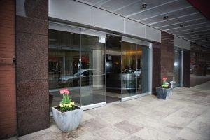 Automatic Sliding door Burlington, London, Ottawa By Texas Access Controls