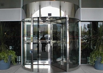 Automatic Revolving Door - Texas Access Controls