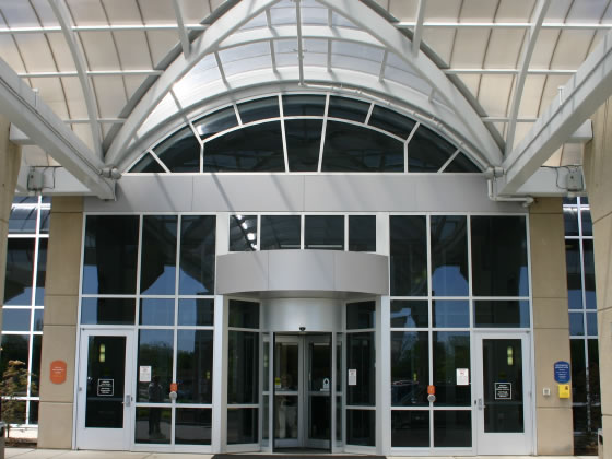 Installation of Automatic Doors - Texas Access Controls