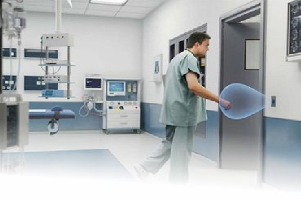 Texas Access Controls touchless door solutions