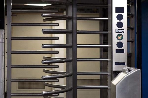 Texas Access Controls turnstiles
